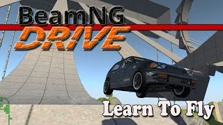 BeamNG Drive: UPDATE :Learn To Fly