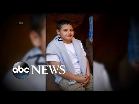 13-year-old 'miracle boy' found alive after falling into drainage pipe