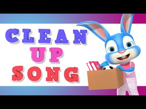 Clean Up Song | Tidy Up Song | Clean Up Anthem | Best Nursery Rhymes for Kids | WooHoo Rhymes 4K