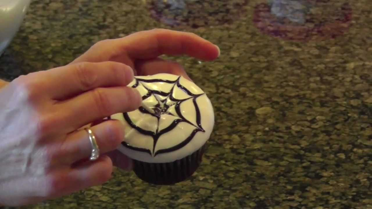 Halloween Cupcake Decorating Ideas - YouTube