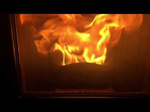 Estufa de pellets ( cómo funciona )