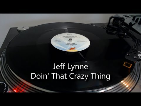 Jeff Lynne - Doin' That Crazy Thing (1977)
