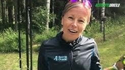 Maija Oravamäen vinkit Pyhä Tunturimaratonille