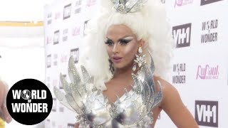 """Finale Red Carpet"" w/ Morgan McMichaels COUNTDOWN TO THE CROWN: RuPaul's Drag Race Season 9"