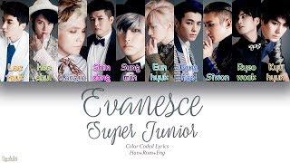 Download lagu Super Junior Evanesce MP3