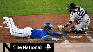 Blue Jays clinch playoff spot after four-year postseason drought