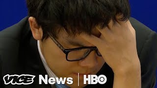 Google's AI AlphaGo Is Beating Humanity At Its Own Games (HBO)