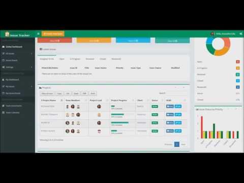 Chronodat Issue Tracker