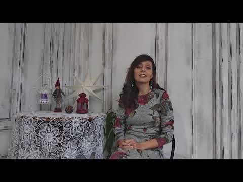 Рождественская песня. Анна Медведева
