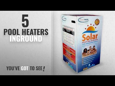 Pool Heaters Inground Best Sellers [ Winter 2018 ]: Smartpool S601P SunHeater Solar Heating System