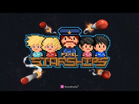 Pixel Starships™ (by Savy Soda) - Universal - HD (Sneak Peek) Gameplay Trailer