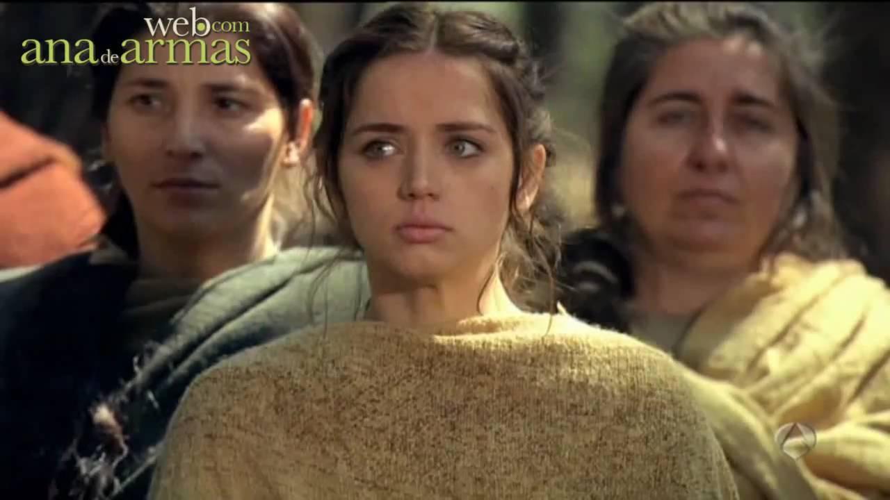 Ana De Armas Hispania ana de armas. esta noche se estrena hispania (antena 3 noticias 1)