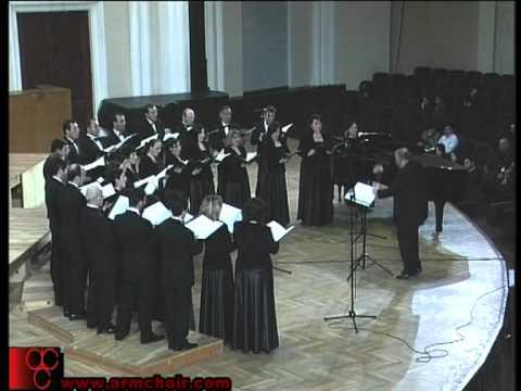 Brahms - Zigeunerlieder - Weit und breit schaut niemand mich an (Gypsy Songs)