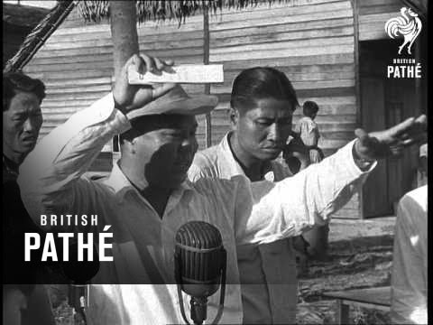 Malaya Elections (1952)