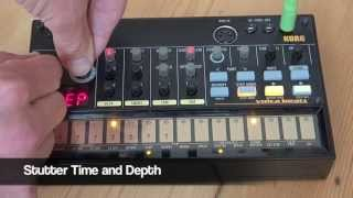 Korg Volca Beats Sound Demo