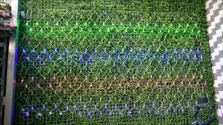Đèn Led Nháy Lưới