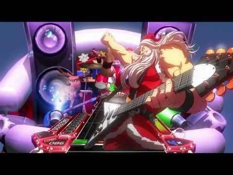 Santa Rockstar HD trailer