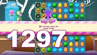 Candy Crush Soda Saga Level 1297 (No boosters)