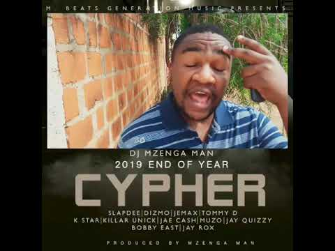 FIRST REACTION :: DJ Mzenga Man - 2019 End Of Year Cypher