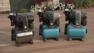 Садовые насосы Gardena. Большой выбор для дома и сада!(Gardena предлагает насосы различной мощности, которые могут эффективно использоваться для всевозможных целей..., 2014-04-06T17:52:00.000Z)