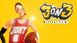 NBA 2k EN FORTNITE (3on3 Freestyle)