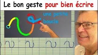 Ecriture française gs cp ce1 : Comment bien écrire la lettre v # 22