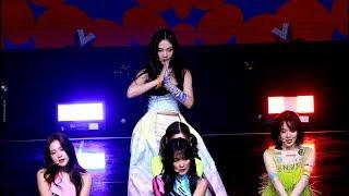 4k 190619 쇼케이스 - 짐살라빔 (Zimzalabim) 레드벨벳 조이(Red Velvet Joy) Fancam 직캠