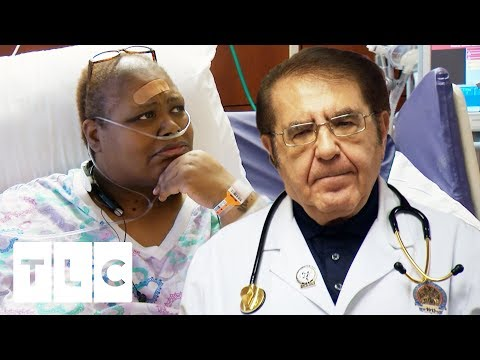 Teretha REFUSES TO WALK And To Get Out Of Bed | My 600-lb Life: Where Are They Now?