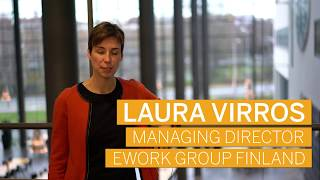 Laura Virros - eWork Group Finland