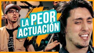 LA PEOR ACTUACIÓN JAMÁS VISTA | Hecatombe!