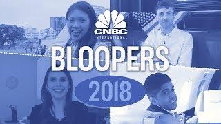 CNBC International's 2018 Bloopers   CNBC International