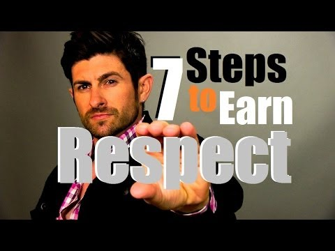 become more respected