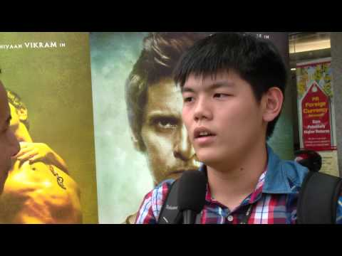 'I' Tamil Movie Chinese Opinion in Malaysia Part 5