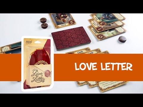 Love Letter - Règle Express