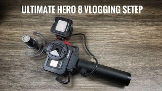 GoPro Hero 8 Vlog Case | Ultimate Vlogging Setup
