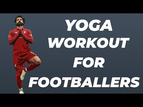 Ultimate Football Flexibility Workout | Stretching and Yoga Exercises for Footballers