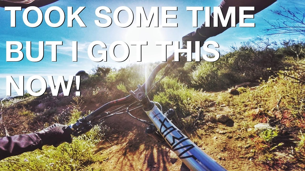 MTB Edit | The Trail I Once Was Afraid Of | Aboard my Commencal Meta