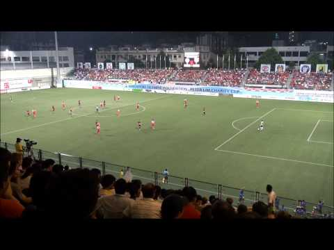 Atletico Madrid VS Singapore