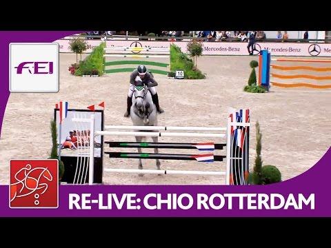 Bild: Reitsport - Re-Live - CHIO Rotterdam 2016 - Rabobank Championship - CSIO5*