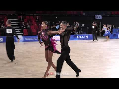 Andrey Kuznetsov - Mina Lee UZB, Samba, Imperia Cup 2019