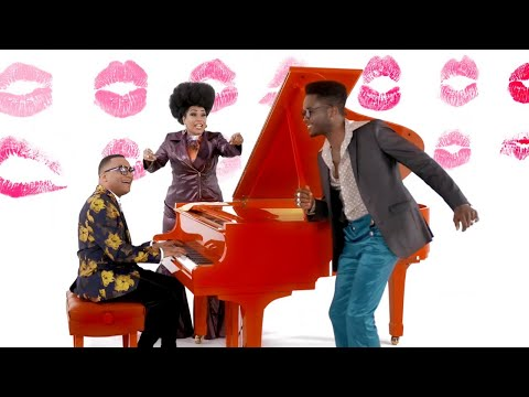 "Aymée Nuviola y Gonzalo Rubalcaba ft. Cimafunk ""Azúcar Pa' Tu Café"" (Official Music Video)"