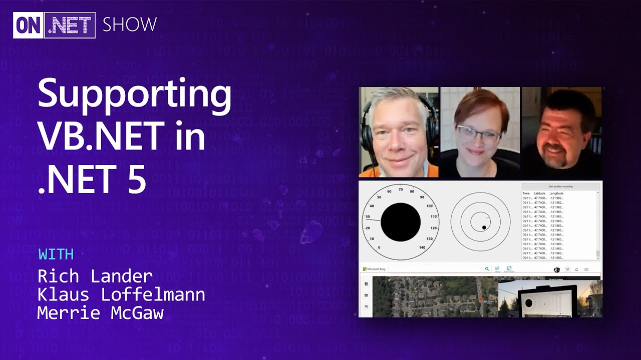 Supporting VB.NET in .NET 5
