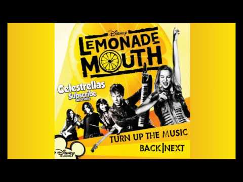 Lemonade Mouth  Turn up the music  Soundtrack