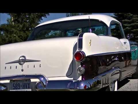 1955 Pontiac Star Chief Custom Catalina    Fully Restored