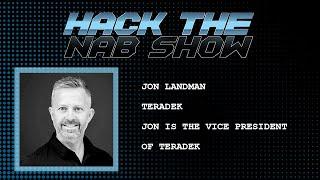Hack The NAB Show - Teradek - Jon Landman