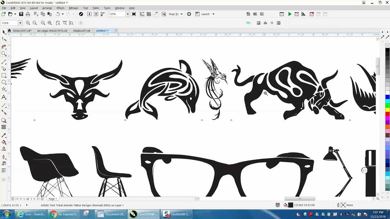 corel draw tips tricks clipart that are fonts [ 1280 x 720 Pixel ]