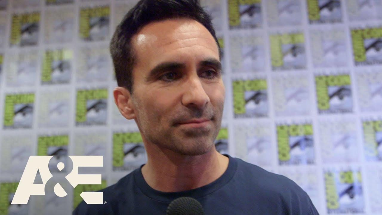 Bates Motel: Nestor Carbonell & Max Thieriot Comic-Con 2016 ...