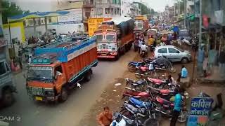 Live accident india barwaha 2018