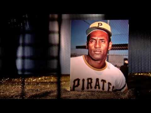 Roberto Clemente tribute- the greatest plays & games in his career ending in tragedy.