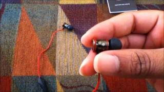 Dre Beats Earbuds Review